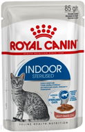 Royal Canin INDOOR STERILISED  (соус)