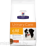 HILL'S PRESCRIPTION DIET C/D MULTICARE CANINE
