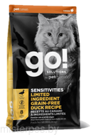 GO! Sensitivity+Shine GF Duck Cat