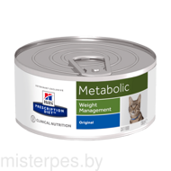 Hill's Metabolic Weight Management для кошек