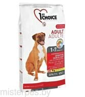 1ST CHOICE SENSITIVE SKIN & COAT ADULT ALL BREED