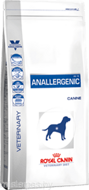 ROYAL CANIN ANALLERGENIC  8 кг