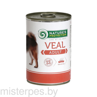 Nature's Protection Adult Veal 400 г