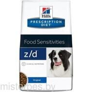 HILL'S PRESCRIPTION DIET CANINE Z/D