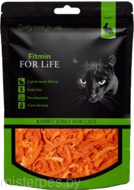 Fitmin Лакомство Rabbit jerky for cats and dogs