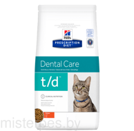 HILL'S PRESCRIPTION DIET T/D DENTAL CARE CHICKEN