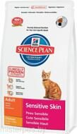 HILL'S FELINE ADULT SENSITIVE SKIN CHICKEN