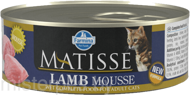 Консервы Farmina Matisse Cat Mousse Lamb