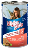 Miglior Classic Line Patè Tuna and Salmon cat