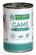 Nature's Protection Adult Game 400 г