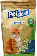Pet Cleaner ToFu c ароматом персика