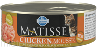 Консервы Farmina Matisse Cat Mousse Chicken