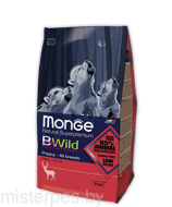 MONGE DOG BWILD PUPPY ALL BREEDS